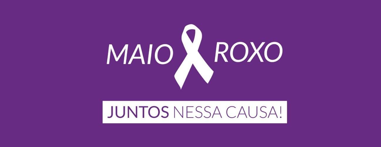Maio Roxo - Mês da Doença Inflamatória Intestinal